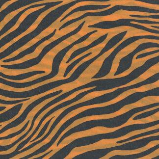 Patterned Tiger Tissue Paper
