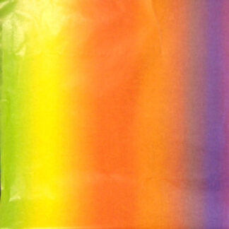 Patterned Rainbow Tissue Paper