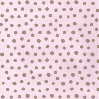 Matte Spot on Pink Wrapping Paper