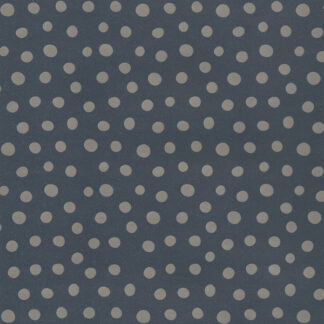 Matte Spot on Charcoal Wrapping Paper