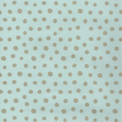 Matte Spot on Mint Wrapping Paper