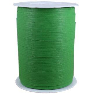 Green Matte Ribbon 10mm