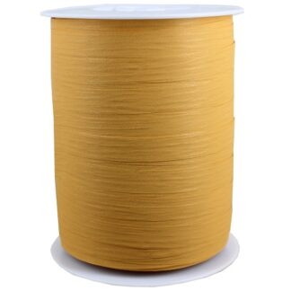 Mustard Matte Ribbon 10mm