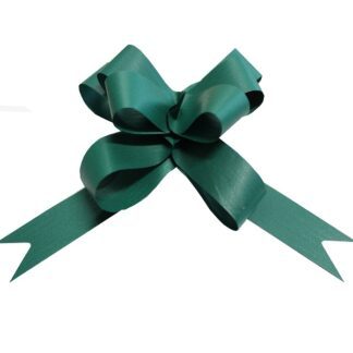 Hunter Green Matte Pull Bow
