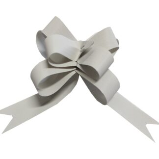 Grey Matte Pull Bow