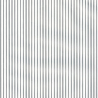 Silver Stripe Narrow Wrapping Paper