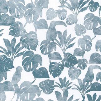 Matte Palms Narrow Wrapping Paper