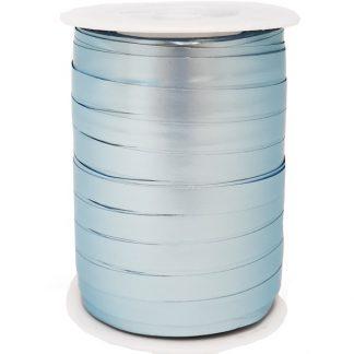 Pale Blue Matte Metallic 10mm