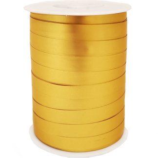 Gold Matte Metallic 10mm