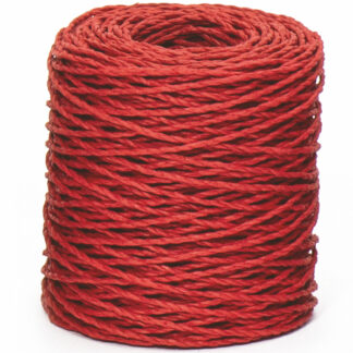 Royal Red Paper Twine