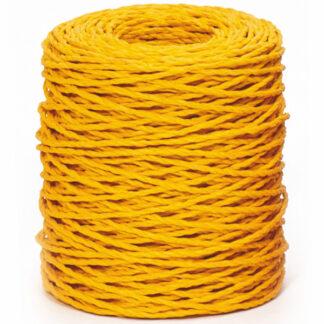 Yellow Paper Twine