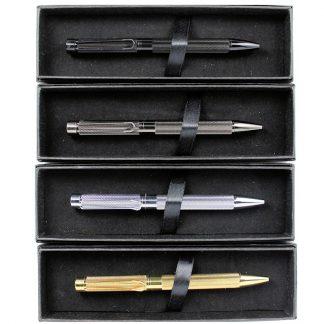 Metallic Mesh Pens Gift Boxed