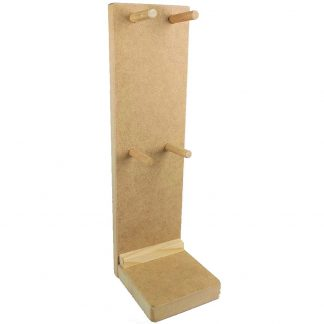 Key Ring Stand - 4 Peg