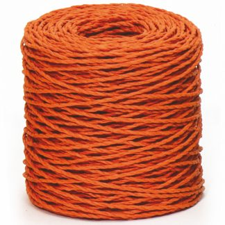 Orange Paper Twine